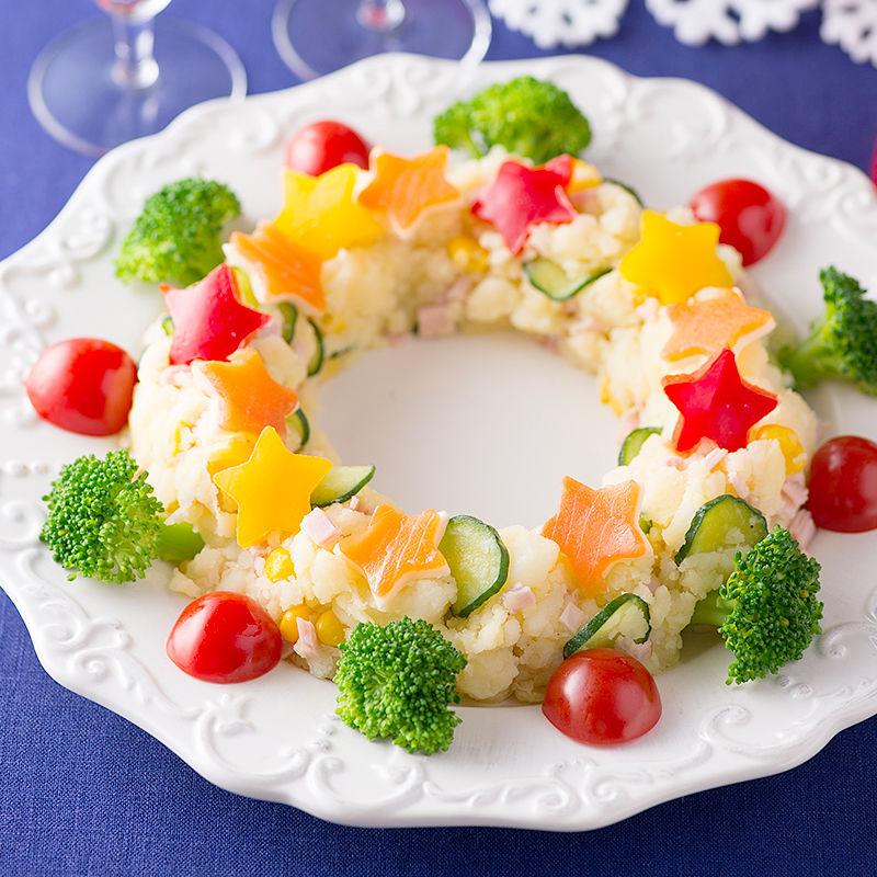 クリスマス パーティー レシピ