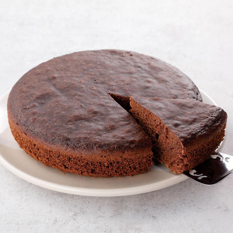 ホット ミックス チョコ ケーキ