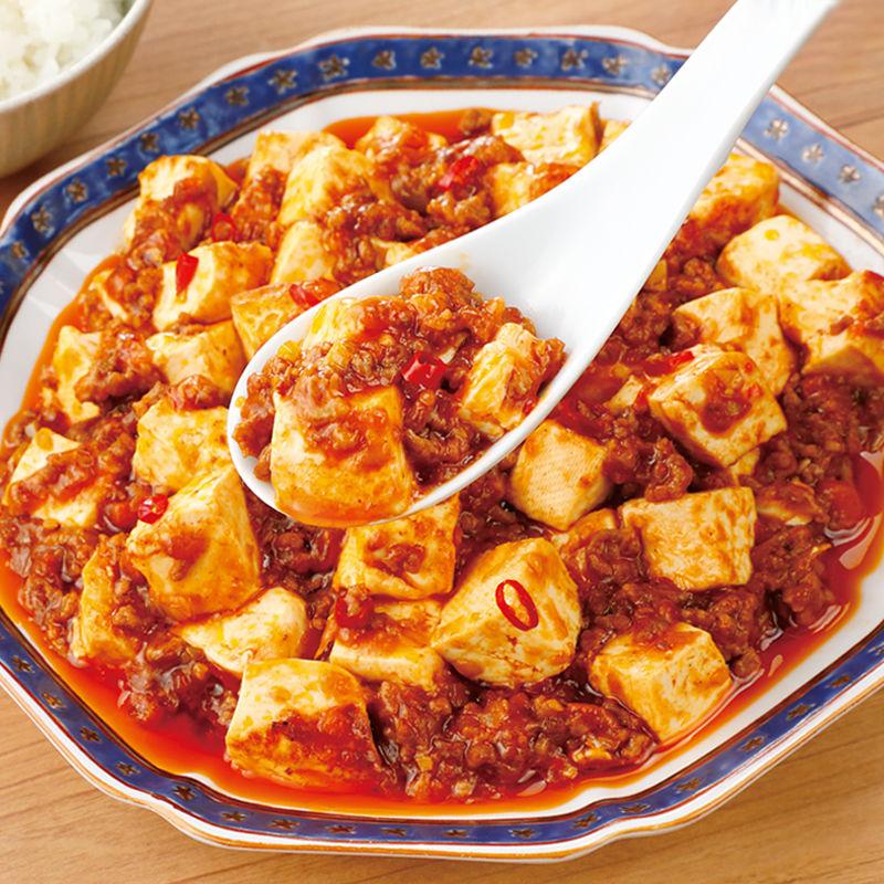 カロリー 麻 婆 豆腐
