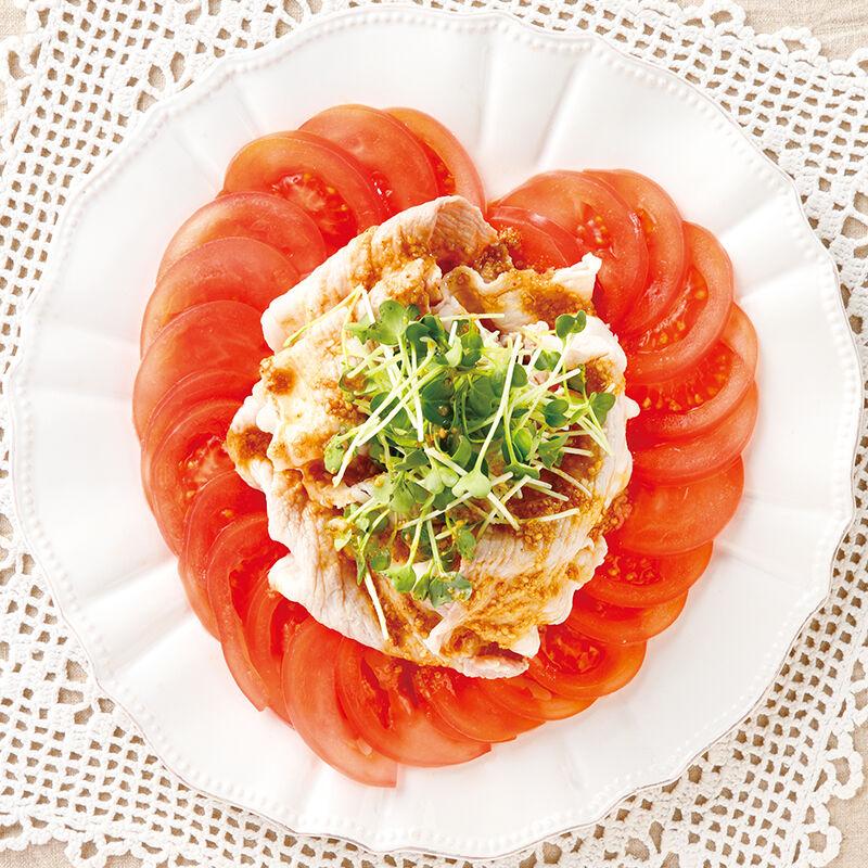 旬のトマトレシピ