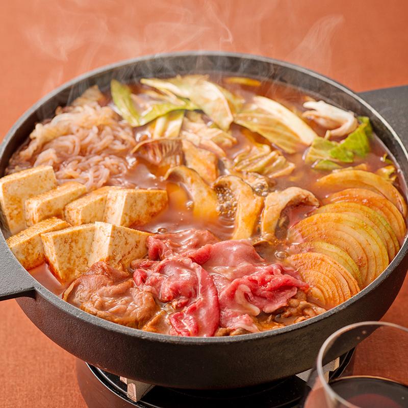 レシピ トマト すき焼き