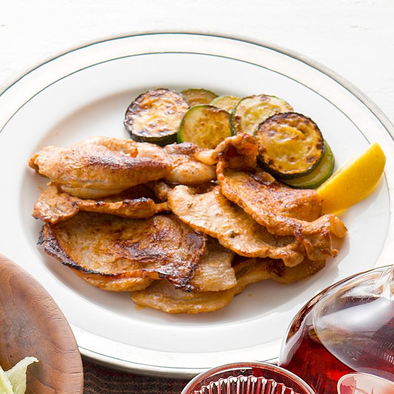 パプリカ レシピ 豚肉